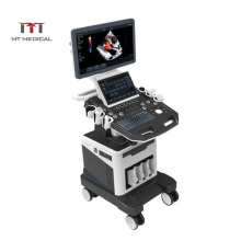 21.5 Inch LED Screen + Doppler Medical Ultrasound System Price 13.3 Inch Touch Screen 3d/4d Color Electric Ce Adjustable 2 Years