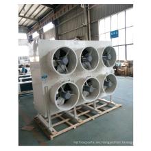 Ventilador industrial evaporativo / portátil con enfriador de aire para agua