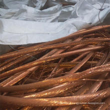 Competitive Price Copper Scrap China Manufacturer 99.95% Copper Wire Scrap