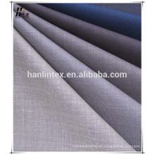 Polyester Viskose Wolle Anzug Stoff