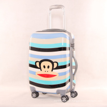 Fashion Customized ABS+PC Material Trolley Luggage