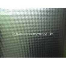 250D Tarpaulin Material PVC Mesh Fabric for Canopy/ Awning