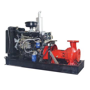 Ist Notstrom-Dieselmotor-Zentrifugalpumpe
