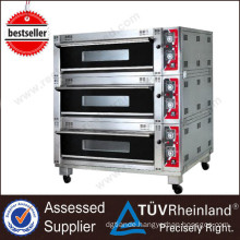 Guangzhou Stainless Steel K168 Electric/Gas For Mini Bakery Best Electric Ovens