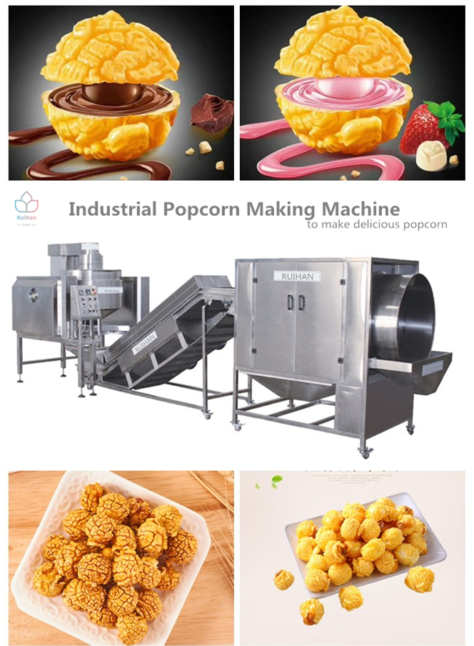 Industrial Popcorn Machine1