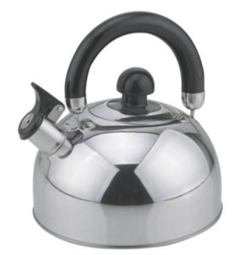 2.0L Stainless Steel Teakettle mirror polished