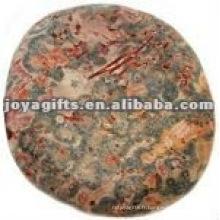 Peau de léopard Worry stone thumb