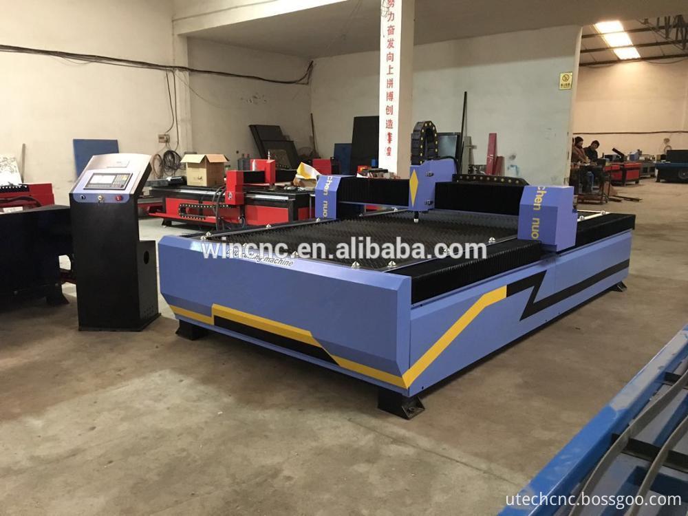 cnc plasma cutter machine metal cutting