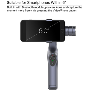 Brushless Phone Gimbal Stabilizer Accessory For Photography