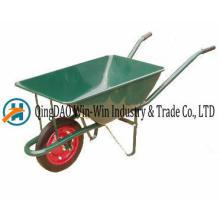 Wheelbarrow Wb2200 Gummirad Gummirad