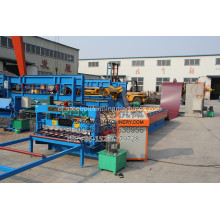 Metal Roofing Rib Type Tegelmakende Machine