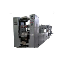 Automatic Roll Paper Pointed Bottom Bag Making Machine