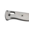 Peças da estrutura de faca personalizadas escalas de punho de faca