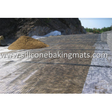 Polyester Geogrid For Soil Stabilization