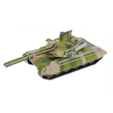 3D The New Tank Puzzle