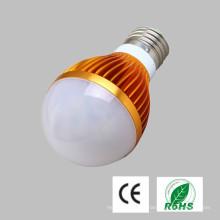 Bulbos internos E27 do diodo emissor de luz com CE RoHS