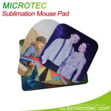 Sublimation Mouse Pad - Forme de coeur