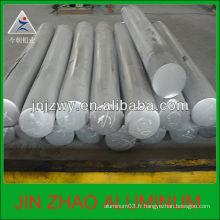 Tige ronde en aluminium extrudée 2A12 (LY12)