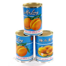 Yellow Peach Canned
