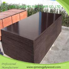 A madeira compensada marinha de Thickeness 12mm da construção do tamanho 4′x8 Core do núcleo da folhosa