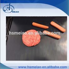 Esteira de churrasqueira de tecido de teflon de grau alimentar