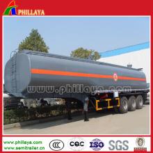 Zwei oder drei Achsen Chemical Trailer Storage Tank