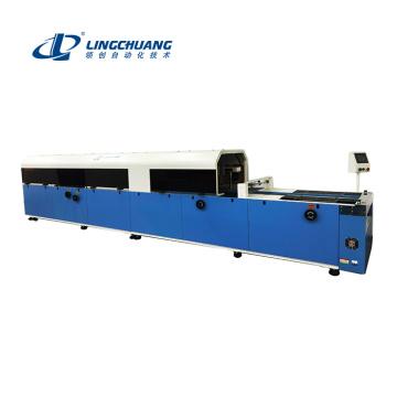 Máquina de embalaje de alta velocidad para colgar prendas 5201
