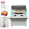 12 Warna Gantungan Kunci PVC Dispensing Machine