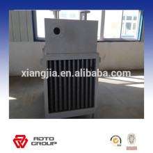 réchauffeur d'échangeur de chaleur tube d'acier inoxydable galvanisé aileron refroidi par air