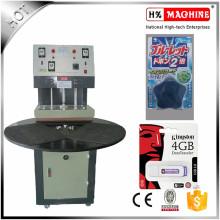 Máquina de sellado en caliente de PVC Blister
