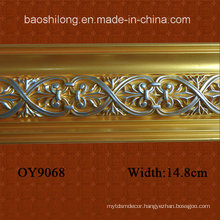 Gold Color South Africa Hotselling PU Moulding