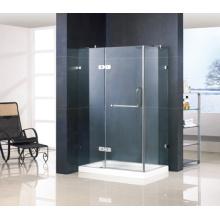 Cabine de douche à charnière avec cadre RS-R812 sans cadre