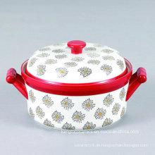 Custom Design Keramik Backformen Terrine