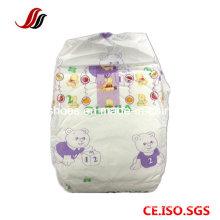 Produtos do bebê do bebê do uso da noite do prêmio, fralda do bebê de Drysurface favorável no mercado de África