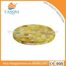 CBM-CS03 Copo dourado amigável do copo da madrepérola
