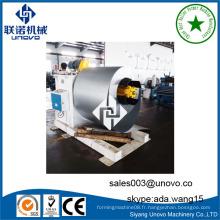Machine de fabrication de panneaux de carrosserie à rouleaux de plaques de métal