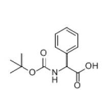 Boc-Dl-фенилглицин, 3601-66-9