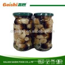 champignon de paille en conserve pelé ou non pelé