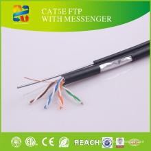 China vendendo alta qualidade baixo preço Cat5e FTP com Messenger