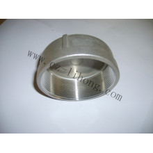 "Stainless Steel 1/8"" DIN2999 Round Cap From Casting"