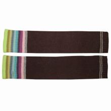 Luvas de inverno sem mangas de lã de malha longa moda senhora manguito (yky5425)