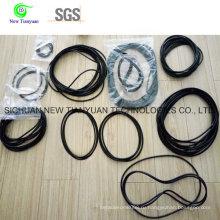 Кольцевое уплотнительное кольцо для газового компрессора с разным диаметром