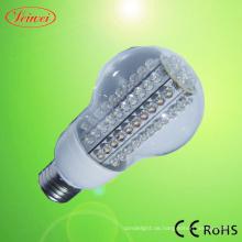 5-15 w LED-Lampe mit transparenter Abdeckung