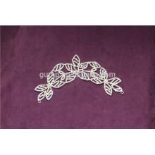 rhinestone sequin appliques crystal wedding dress Applique