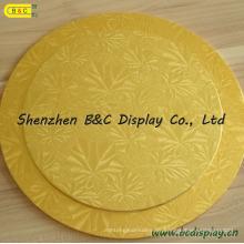 Kuchen-Boards, MDF-Platten Kuchen, Kuchen Trommeln, Kuchen Tablett, Runzeln Kuchen Boards (B & C-K001)