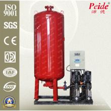 Réservoir de surpression Système d'eau à pression constante
