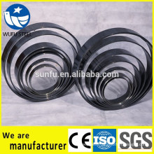 ASTM round shaped ERW steel pipe for tower cranes