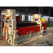 W11s hydraulische Edelstahl-Walzmaschine