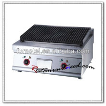 K020 Counter Top Electric Lava Rock Grill Design