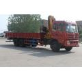 Dongfeng 6X4 Weighing Apparatus Verifying Truck